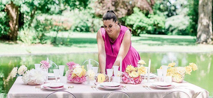 Sarah,votre Wedding Planner